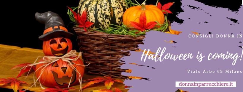 halloween sta arrivando!