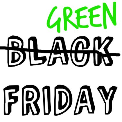 Green Friday in arrivo!